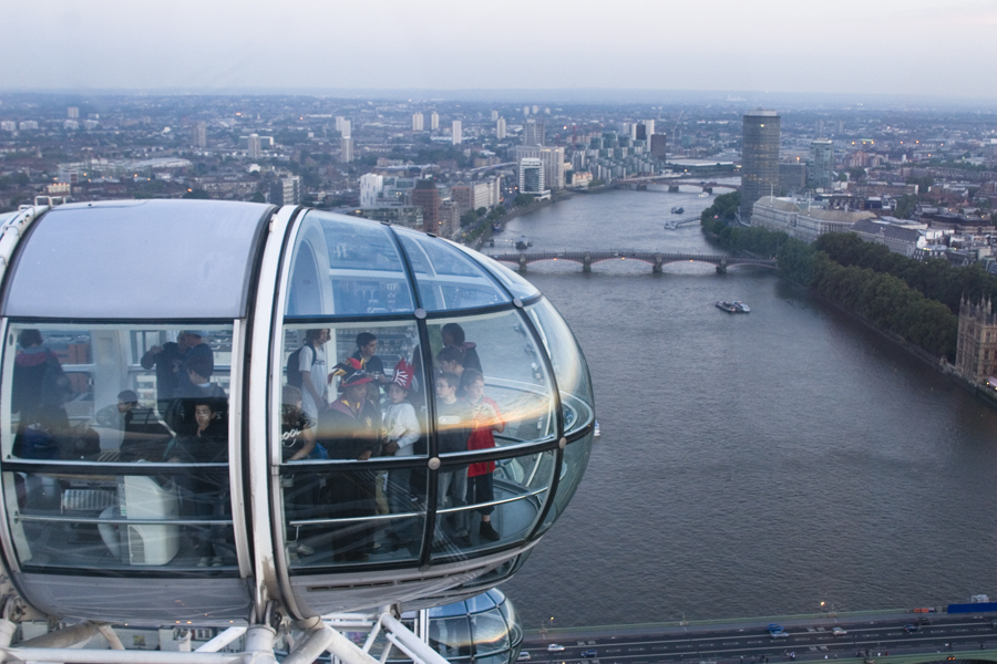 London Eye - London, United Kingdom